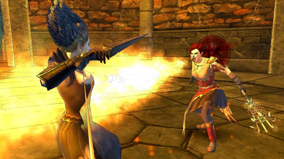 Warhammer Online- Wrath of Heroes