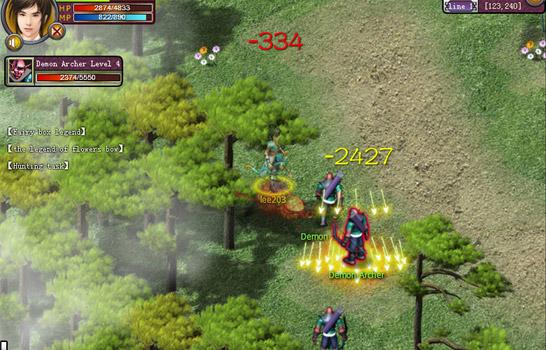 Grand Epic Online (GEO)