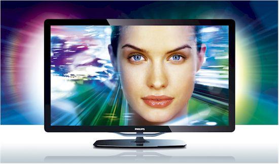 Philips 3d TVs