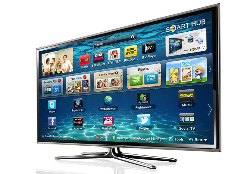 Samsung 3d TVs