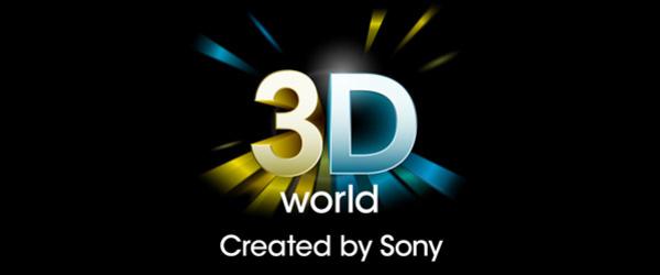 Sony 3d TVs
