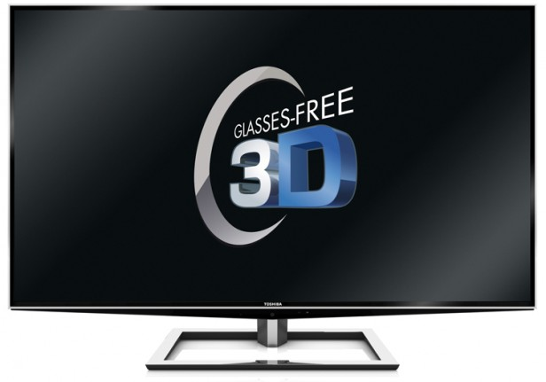 Toshiba 3D TVs