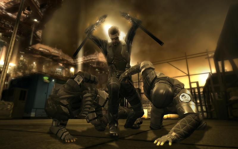 Deus Ex- Human Revolution - mac